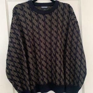 Vintage Jantzen Acrylic Crewneck Sweater Sz M
